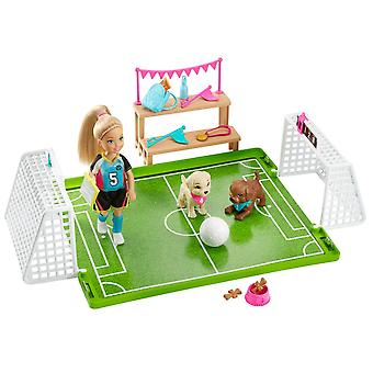 Barbie, Dreamhouse Adventures - Chelsea Football
