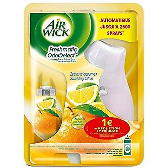Air Wick Freshmatic Compact Autospray holder and refill 24ml - Sparkling Citrus