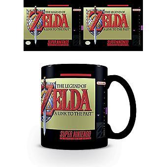 Super Nintendo Zelda linkki menneisyyden SNES Muki