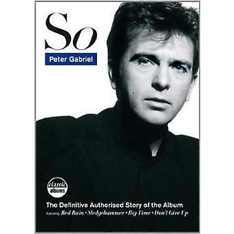 Peter Gabriel - Peter Garbiel-So Classic Album [DVD] USA import