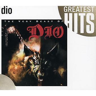 Dio - importer des USA très bête de Dio [CD]