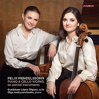 Piano & Cello Works [SACD] USA import