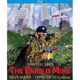 Park Is Mine (1986) [Blu-ray] USA import
