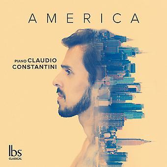 America [CD] USA import