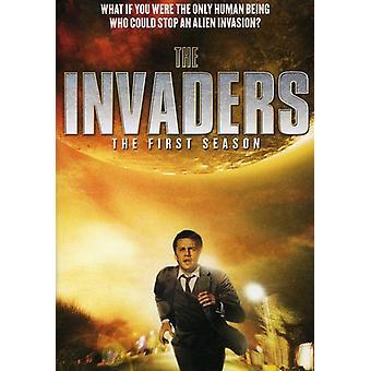 Invaders - Invaders: Season 1 [DVD] USA import