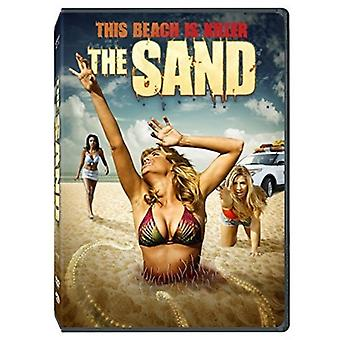 Sand [DVD] USA import