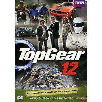 Top Gear - Top Gear: Season 12 [DVD] USA import