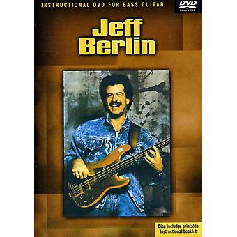 Jeff Berlin - Jeff Berlin Bass [DVD] USA import
