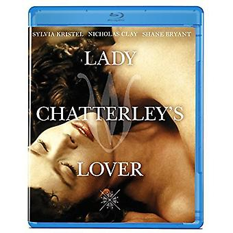 Lady Chatterley's Lover [Blu-ray] USA import