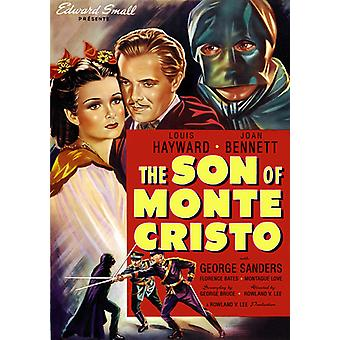 Son till Monte Cristo [DVD] USA import