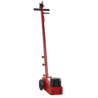 Sealey Yaj201 Air Operated Jack 20Tonne - Single Stage