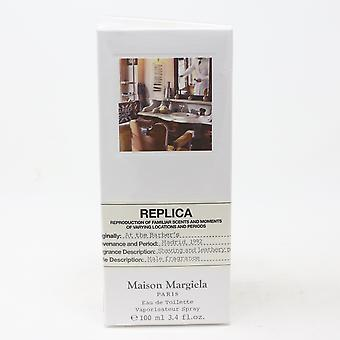 Replica At Barber & apos; s Maison Margiela EDT 3.4oz Spray Uusi Box