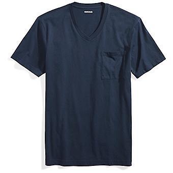 """Goodthreads Men&s """"The Perfect V-Neck T-Shirt"""" Bawełna z krótkim rękawem, umyta na..."""