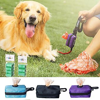 Tragbare Hund Poop Abfall Tasche Spender Beutel - Outdoor Pet Pick Up Poop Tasche
