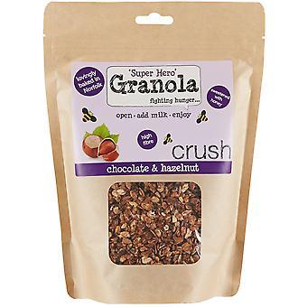 Crush Gluten Free Chocolate & Hazelnut Granola