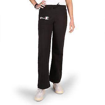 Champion women's tuta pantaloni elastico cintura
