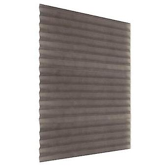 Windows Balcony Shades Self Adhesive Pleated Half Blackout Blinds