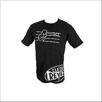 T-shirt de combattant de Cleto reyes - noir