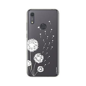 Kadłub dla Huawei Y6s Miękki kwiat Pissenlit
