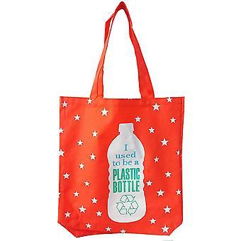 WPL ik vroeger een plastic fles - grote Tas