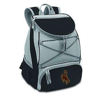 Ptx- Black (U Of Wyoming Cowboys) Digital Print Backpack