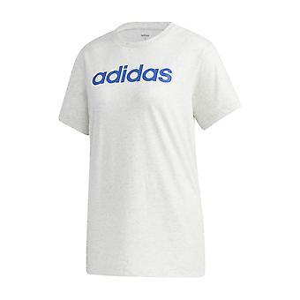 Adidas Essentials Lineárne Loose Tee GD2912 univerzálny po celý rok muži t-shirt
