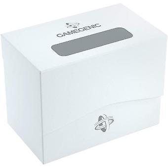 Gamegenic 80-Card Side Holder Bianco