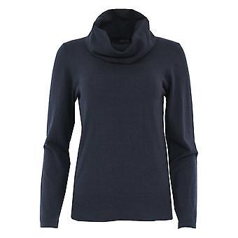 LEBEK Lebek Beige Of Navy Sweater 2020