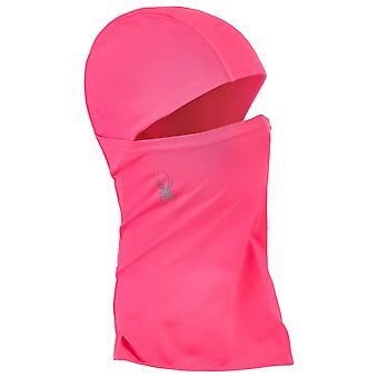 Spyder PIVOT Unisex Stretch Fleece Balaclava rosa