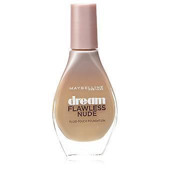 Maybelline New York Drøm Feilfri Nude Foundation 20ml Forseglet - 040 Fawn
