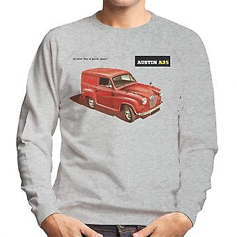 Austin A35 Goods Space British Motor Heritage Men's Sweatshirt