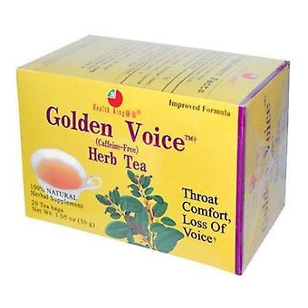 Health King Tea Golden Voice, 20 BAG