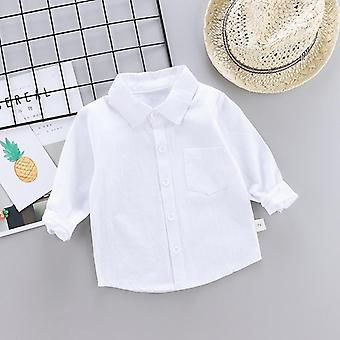 Children Long Sleeve Shirt For &