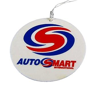 Autosmart air freshener for car and house bubble gum fragrance scent as car rear vision mirror dangler pack of 6