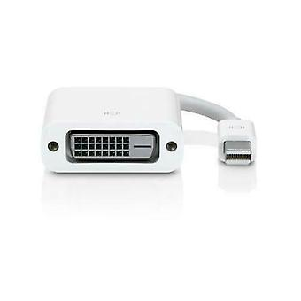 Genuine Apple Dvi Adapter Mini Displayport (M) To Dvi-D MB570Z/B - Model A1305