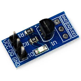 LC-teknologi DS18B20 temperatursensormodul