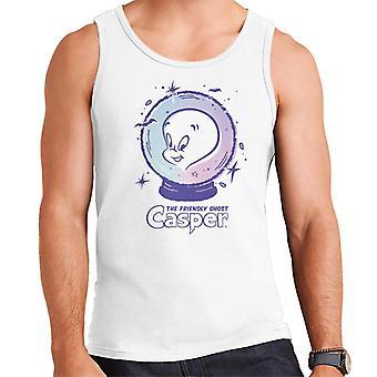 Casper The Friendly Ghost Crystal Ball Men's Vest