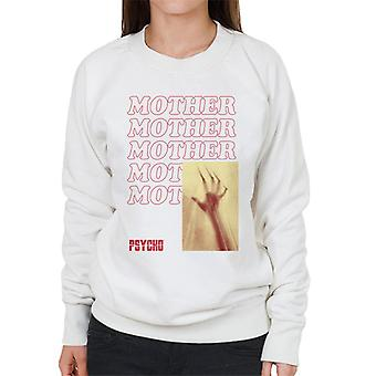 Psycho Mother Mother Mother Women's Sweatshirt