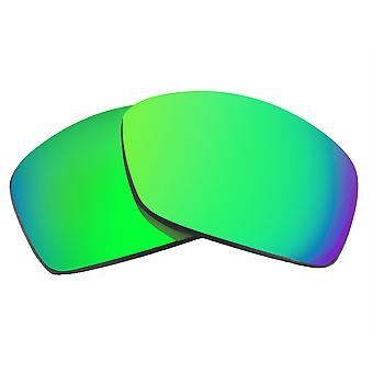 Polarized Replacement Lenses for Oakley Hijinx Sunglasses Anti-Scratch Green