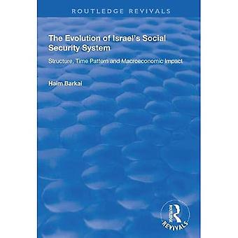 The Evolution of Israel's Social Security System: Structure, Time Pattern and Macroeconomic Impact (Routledge Revivals)