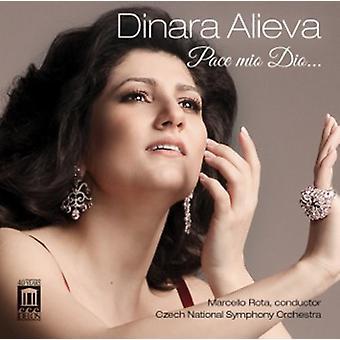 Verdi/Puccini/Catalani/Cilea/Leoncavallo - Pace Mio Dio... [CD] USA import