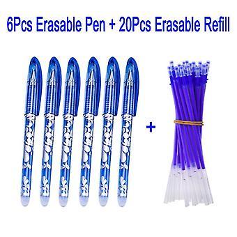 قابل للمسح دعوى جل القلم- السحر مجموعة قلم رصاص قابل لإعادة التعبئة