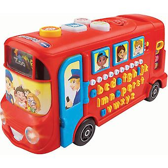 Vtech Playtime Bus with Phonics (English Version)