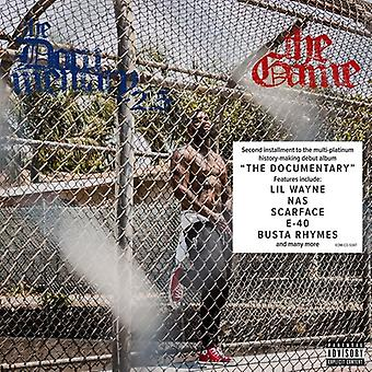 Game - Documentary 2.5 [CD] USA import