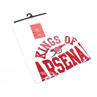 Arsenal FC Unisex Adult Kings Of London T-Shirt
