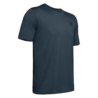 Under Armour Sportstyle Left Chest 1326799467 running all year men t-shirt