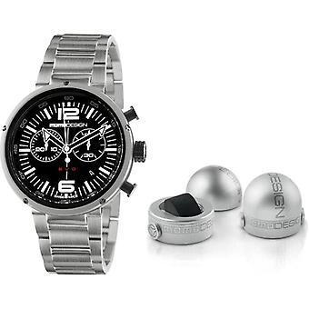 Momo design watch evo chrono md1012bs-10