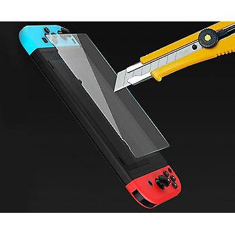 Anti-reflective, Self-adhesive-tempered Glass Film For Nintendo Switch Screen