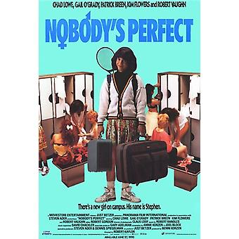 Nobodys täydellinen elokuvajuliste (11 x 17)
