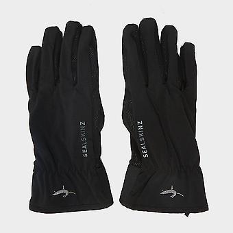 New Sealskinz Men's Waterproof All Weather Lightweight Glove Black